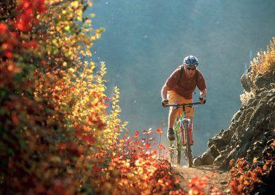 vélo VTT randonnée Morzine